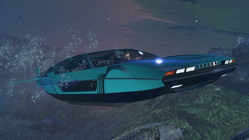 The Toreador is one of the most expensive Sports Classics cars in GTA Online (Image via Rockstar Games)