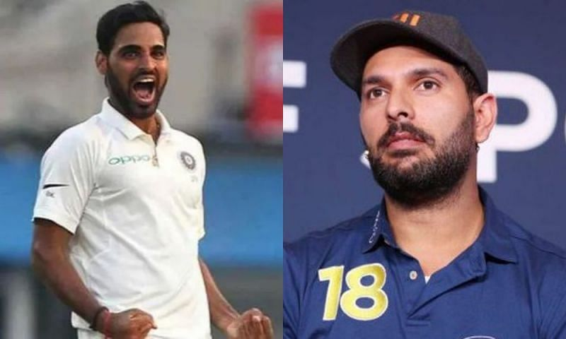 "IND vs. ENG 2021: ""India needs someone like Bhuvneshwar Kumar"" - Yuvraj  Singh"