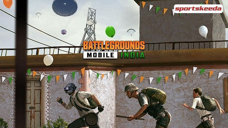 BGMI is one of the most popular and well known mobile battle royales (Image via Sportskeeda)