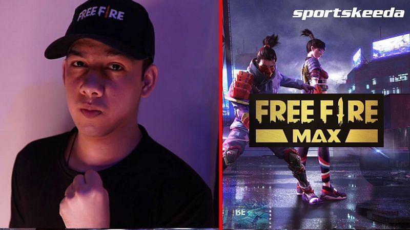 Gaming Aura talked to Sportskeeda about Free Fire Max (Image via Sportskeeda)