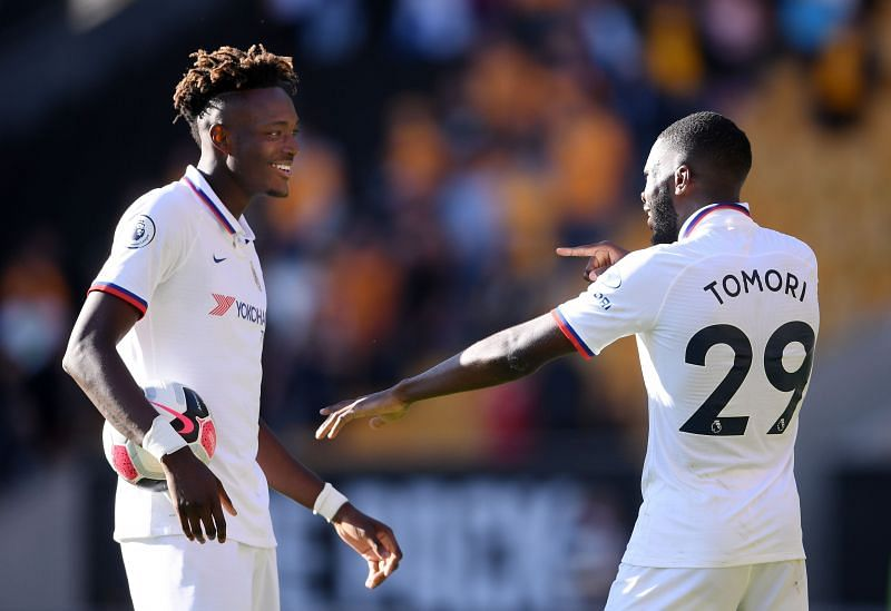 Abraham and Tomori have left Chelsea on permanent deals