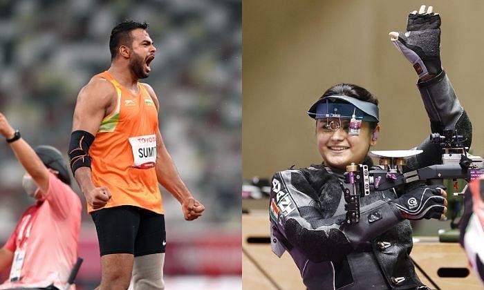 Tokyo Paralympics के छठे दिन भारत के नाम दो स्वर्ण पदक आये