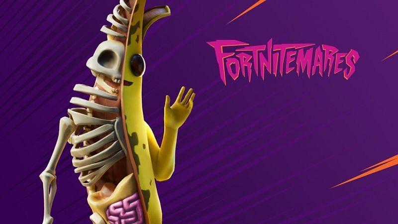 Peely Bone in Fortnite (Image via Epic Games)