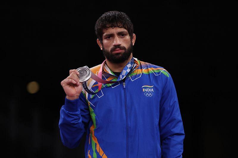 रवि कुमार दहिया Tokyo Olympics