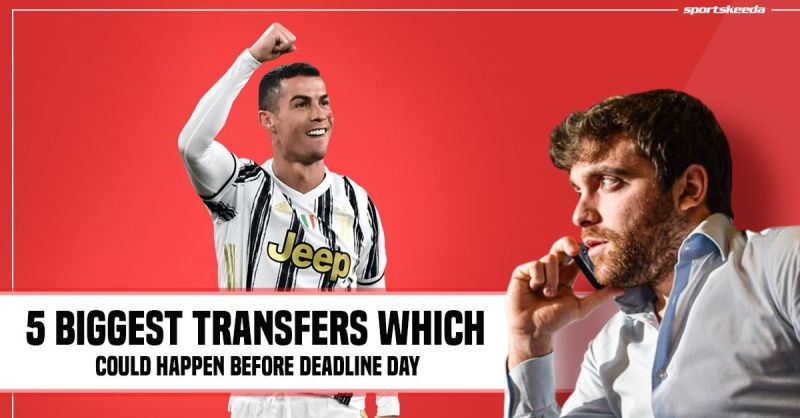 Cristiano Ronaldo could leave Juventus this transfer window