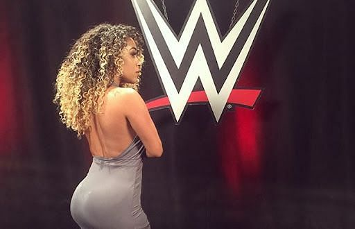Jojo pregnant wwe JoJo (wrestling)