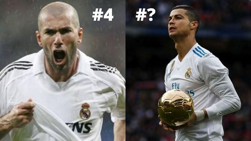 Some of the greatest players of all time have played for Real Madrid