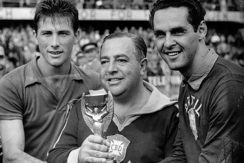 Feola was the first manager to win the World Cup for Brazil
