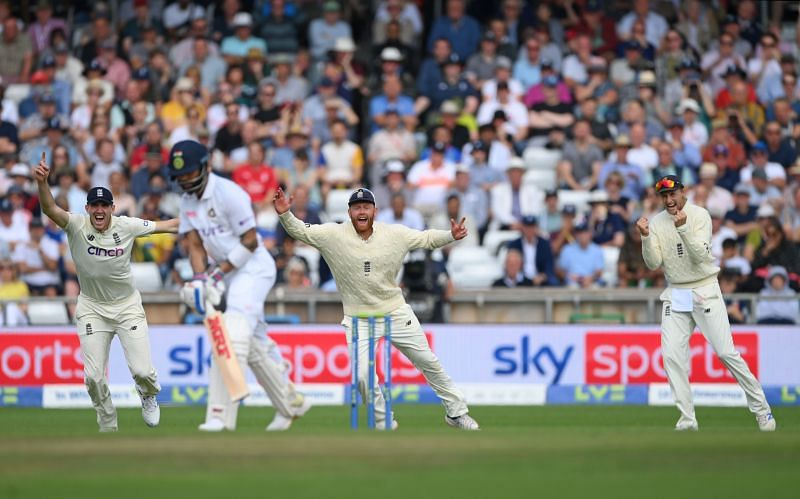 Virat Kohli fell without reaching double figures for the second time in the series