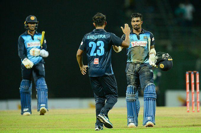 SLRE vs SLBL Dream11 Prediction - Sri Lanka Invitational T20 (Source: Twitter @OfficialSLC)