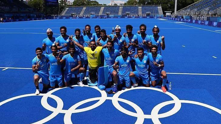 टोक्यो में कांस्य पदक जीतने वाली टीम इंडिया