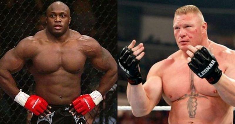 WWE में अभी काम कर रहे हैं कई बड़े MMA एथलीट्स