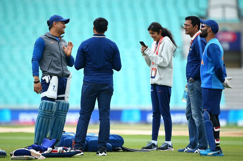 India Nets Session - ICC Cricket World Cup 2019