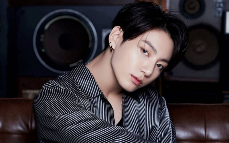 BTS' Jungkook concept photo for BE (Image via Twitter)