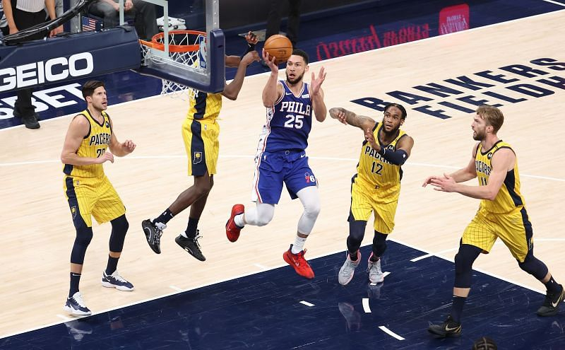 Could the Philadelphia 76ers trade Ben Simmons before the start of the 2021-22 NBA season?