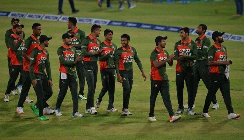 बांग्लादेश की टीम के हौसले बुलंद हैं