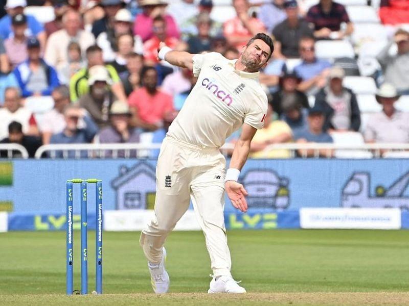 जेम्स एंडरसन ने मैनचेस्टर टेस्ट के रद्द होने पर निराशा जाहिर की