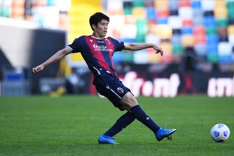 Takehiro Tomiyasu has received his work permit ahead of his Arsenal debut