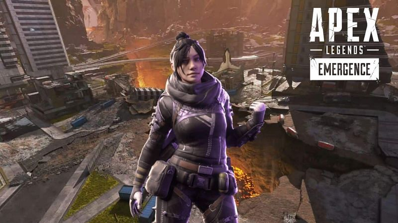 Wraith is arguably the most used character in Apex Legends (Image via Respawn Entertainment)