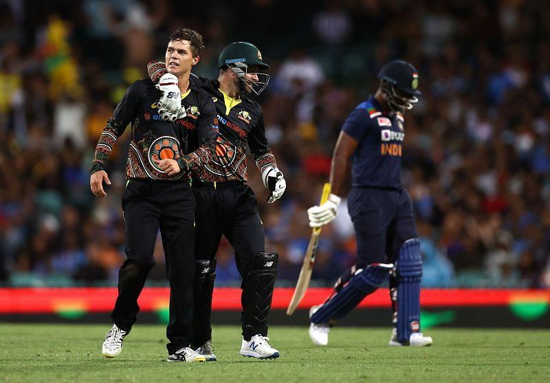 Australia vs India - T20 Game 3