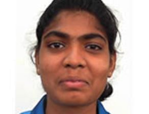 Dandi Jyothika Sri (Picture Courtesy: World Athletics website)