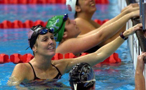ट्रीस्चा जोर्न जन्म से ही देख नहीं सकतीं लेकिन उन्होंने बतौर पैरा एथलीट 55 पैरालंपिक मेडल जीते