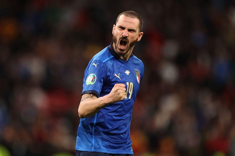 Bonucci was instrumental to Italy's Euro 2020 win
