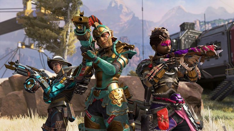 It is important to assign roles depending on the player's play style and weapon choice in Apex Legends (Image via Twitter/@PlayApex)