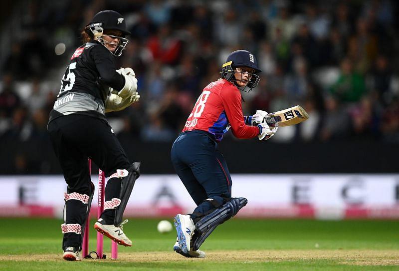 England Women vs New Zealand Women - 3rd International T20