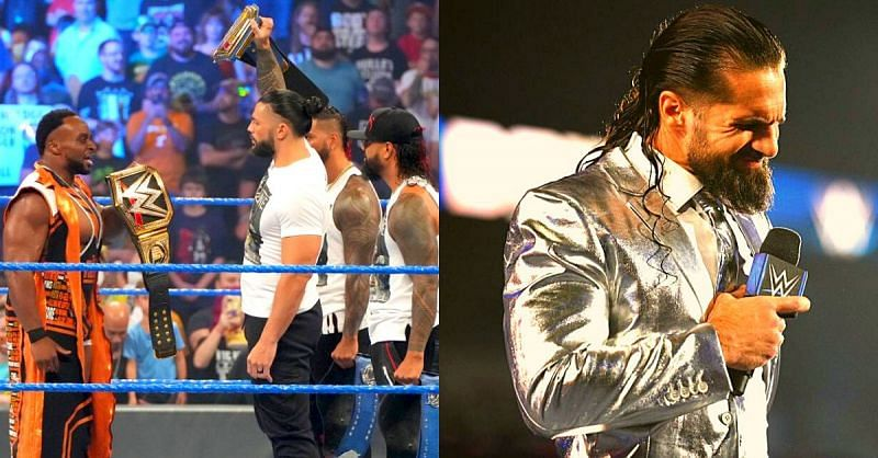 It was another interesting episode of SmackDown