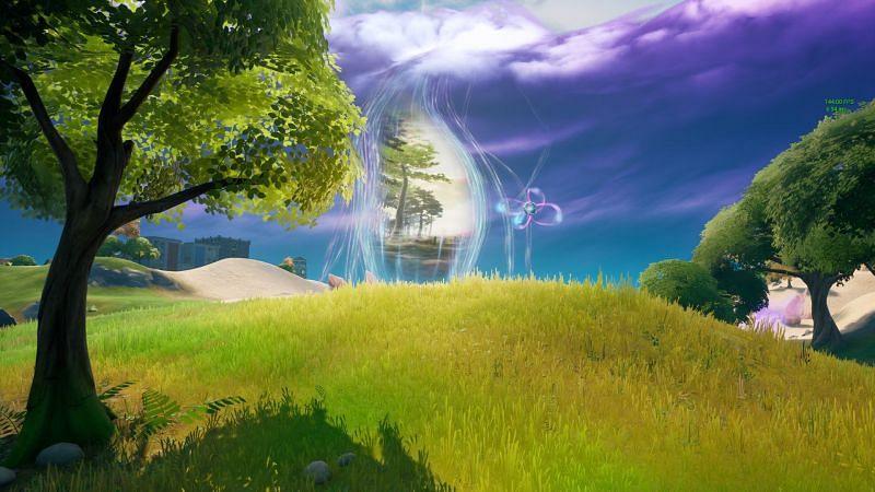 Portals spotted on the Fortnite Island (Image via Fortnite Wiki - Fandom)