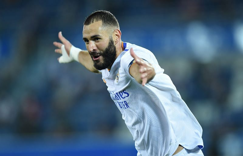 Karim Benzema continues to impress for Real Madrid