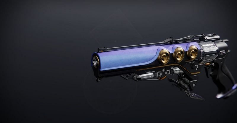 Kinetic hand cannon, Vulpecula (Image via Bungie)