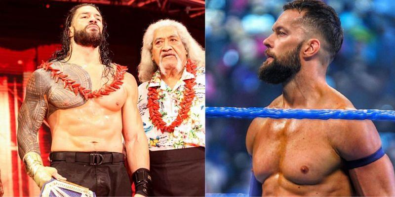 WWE Extreme Rules में रोमन रेंस और फिन बैलर के बीच मैच होगा