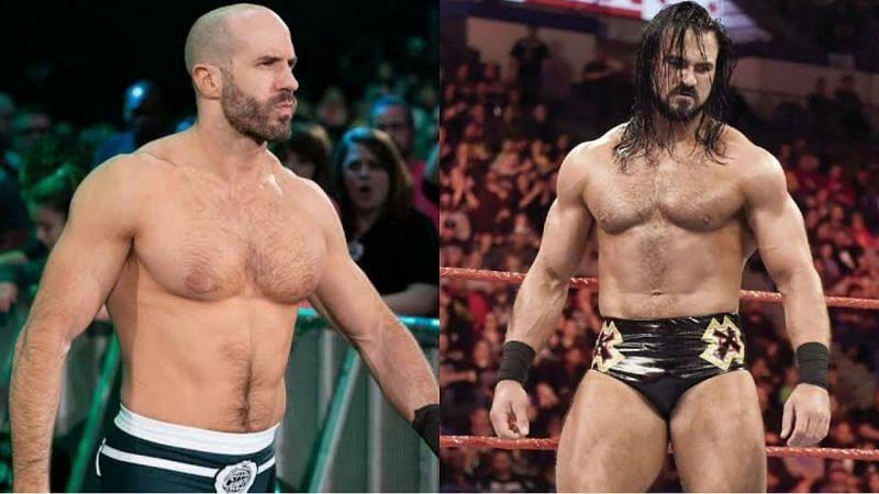 WWE सुपरस्टार्स सिजेरो और ड्रू मैकइंटायर को ब्रांड बदलने के बाद चैंपियन बनने का मौका मिल सकता है
