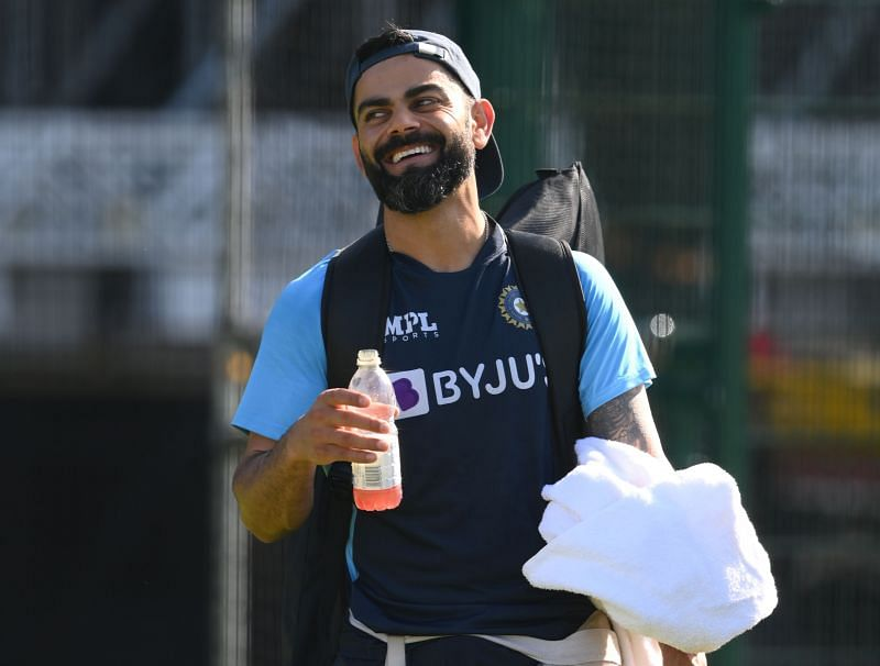 India Nets Session. England test series
