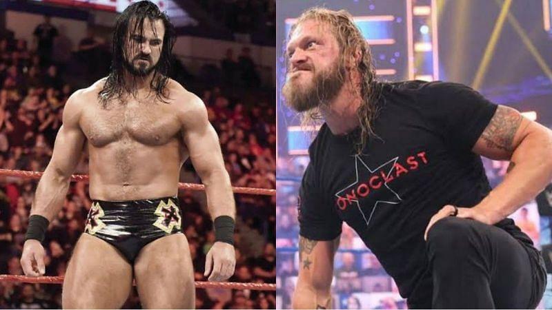 WWE सुपरस्टार्स ऐज और ड्रू मैकइंटायर का ब्रांड बदलना प्रोग्रामिंग के लिए बेहतरीन साबित हो सकता है