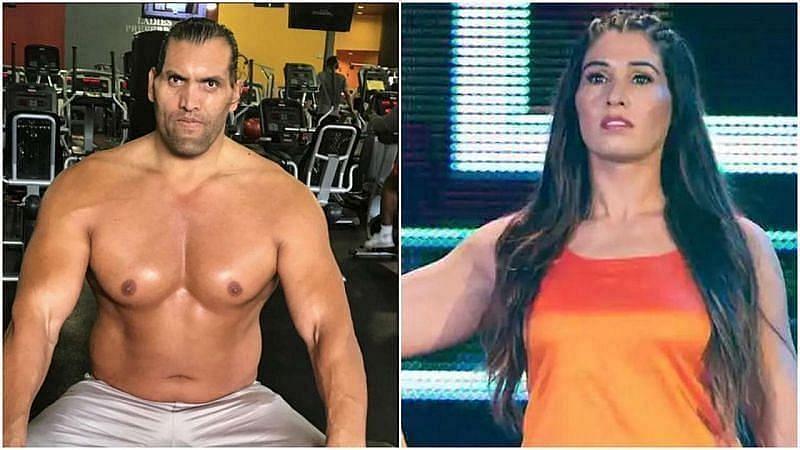 WWE दिग्गज द ग्रेट खली के लिए उमड़ा प्यार
