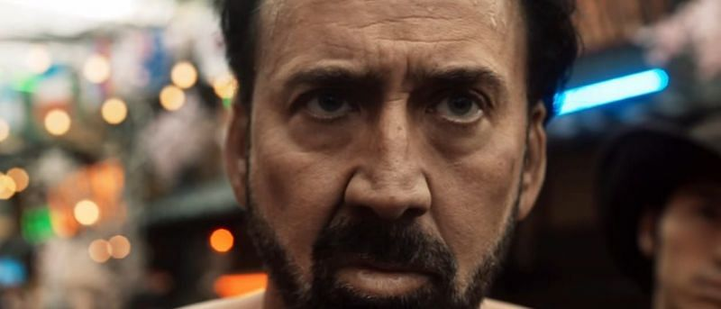 The release date for the Nic Cage starrer is September 17 (Image via RLJE Films)