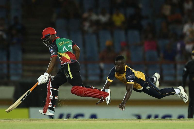St Lucia Zouks vs St Kitts Nevis Patriots - 2019 Hero Caribbean Premier League (CPL)