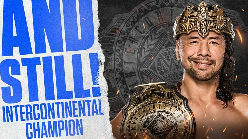 King Nakamura retained his title in the opening match of SmackDown!