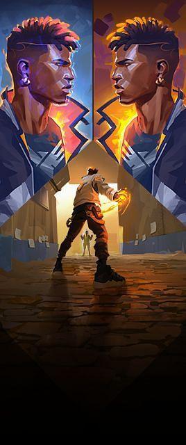 Versus // Phoenix + Phoenix (Image by Riot Games)