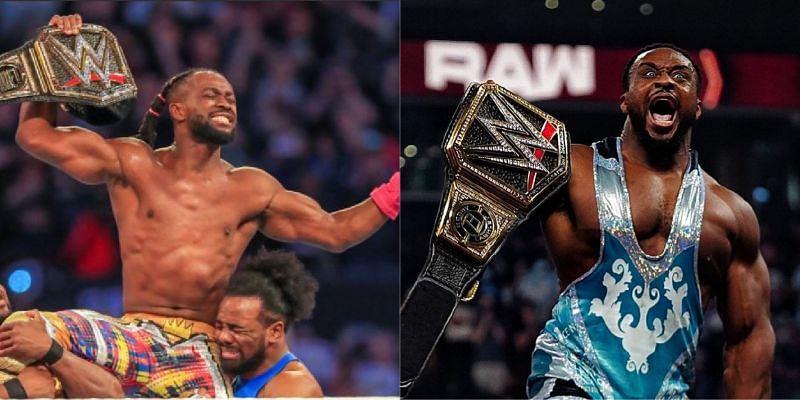 WWE चैंपियन बिग ई को नए विरोधियों की जरूरत है