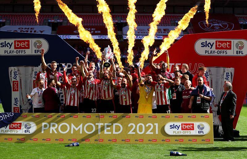 Brentford v Swansea City - Sky Bet Championship Play-off Final