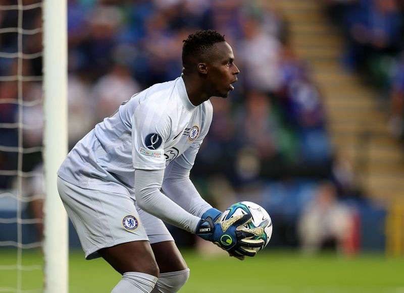 Edouard Mendy has been a key performer for Chelsea.