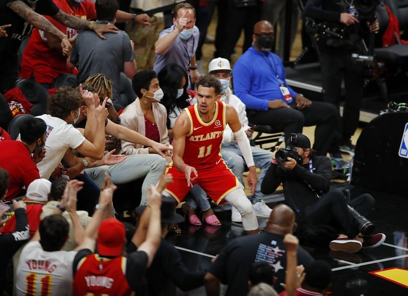 Trae Young surpassed expectation in the 2020-21 NBA season
