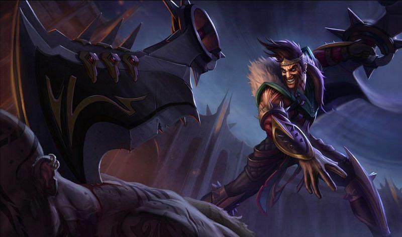Draven updates (Image via Riot Games)