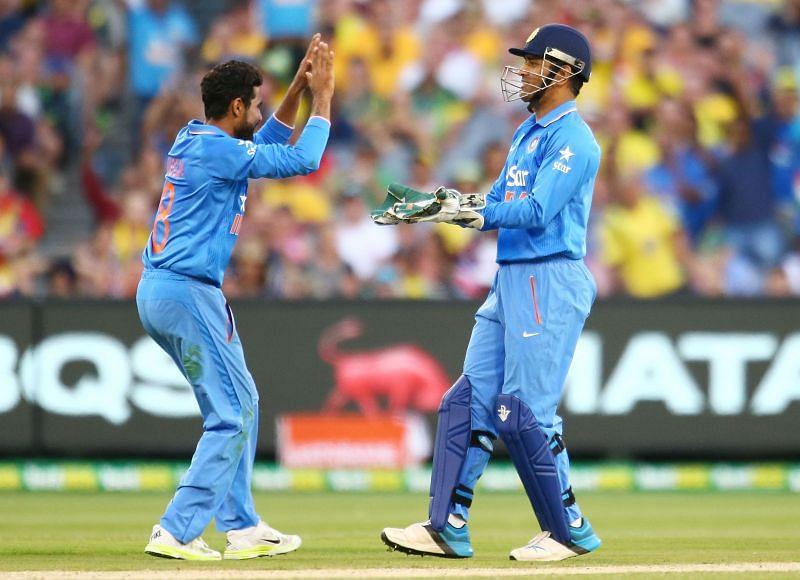 रविंद्र जडेजा आईपीएल में भी एम एस धोनी की कप्तानी में खेलते हैं