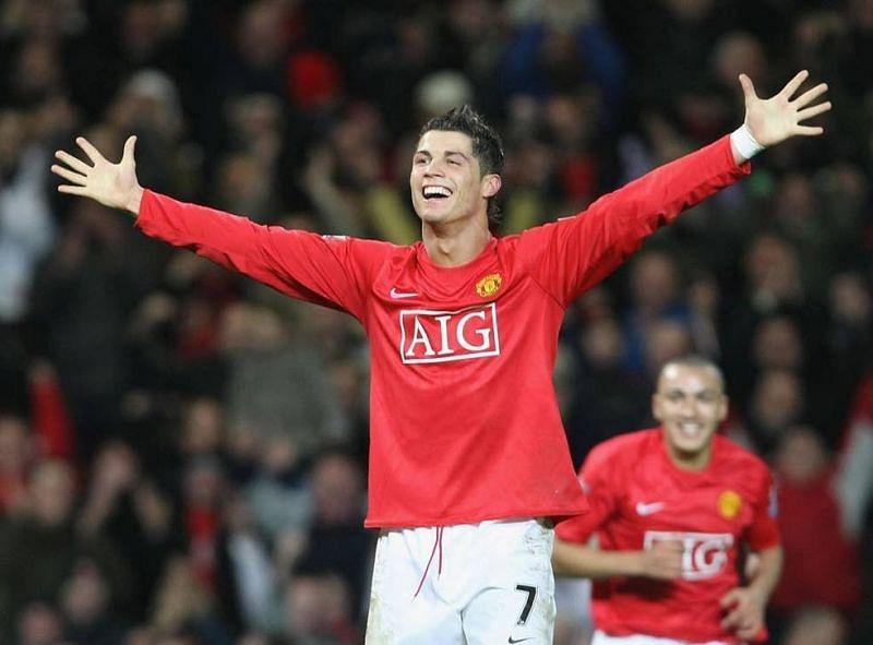 Ronaldo has scored 84 goals in the Premier League