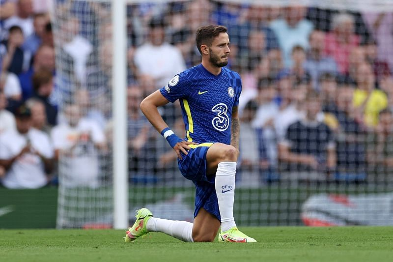 Atletico Madrid loanee Saul made his Premier League bow for Chelsea